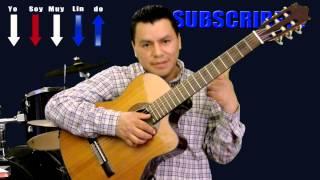 Como Tocar Albazos En La Guitarra