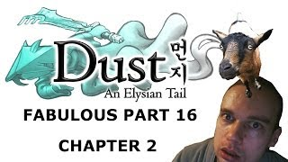 OVER THE FENCE QUEST! - Dust: An Elysian Tail (P16)