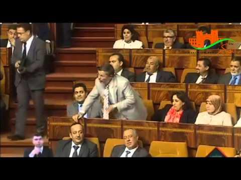 البرلماني محمد السيمو يتطرق لقضية نقل المجانين إلى القصر الكبير