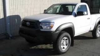 2012 Toyota Tacoma Regular Cab - BARTLESVILLE OK videos