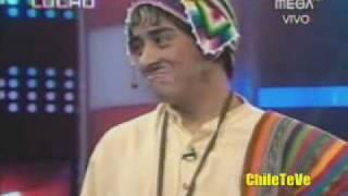 """El Peruano """"Indo"""" Con Cecilia Bolocco En """"Un Golpe De"""