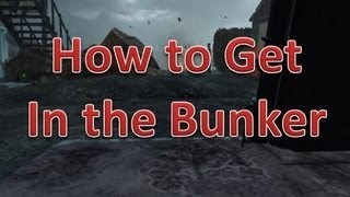 How To Enter/Get In The Fallout Shelter On Nuketown
