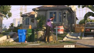 (new)GtaV5 Trailer! HD