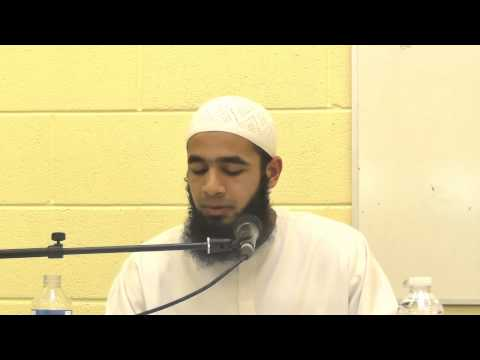 Qari Sahil Breathtaking Recitation - Surah Ale Imran, Duha - Hope Spring, LEEDS 07/09/14