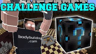 Minecraft: REAL LIFE PAT CHALLENGE GAMES - Lucky Block Mod - Modded Mini-Game