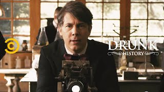 Drunk History: How Thomas Edison's Greed Created Hollywood