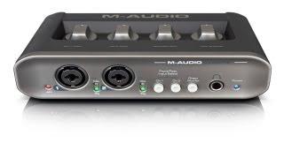 Cómo configurar una Interfaz de audio externa para grabar