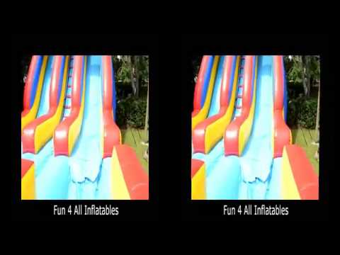 Waterslide houston
