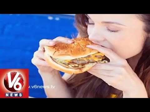 Increase of Health Consiousness Decreases Craze For Junk Food