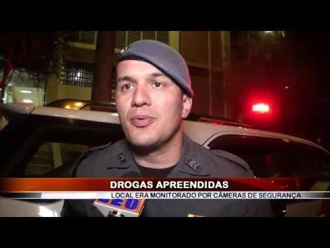 02/06/2018 - Polícia Militar apreende 14 kg de drogas em Barretos