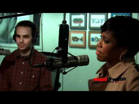 The Whoolywood Shuffle w/ Regina King - Radioplanet.tv Exclusive