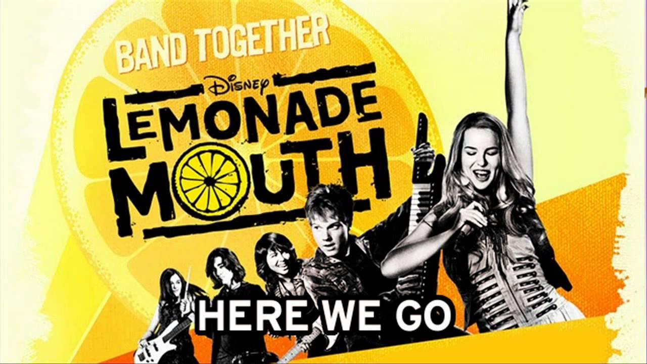 lemonade mouth soundtrack itunes