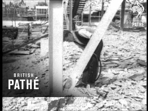 The End At South Bank Aka Demolition Of Festival Site (1952)
