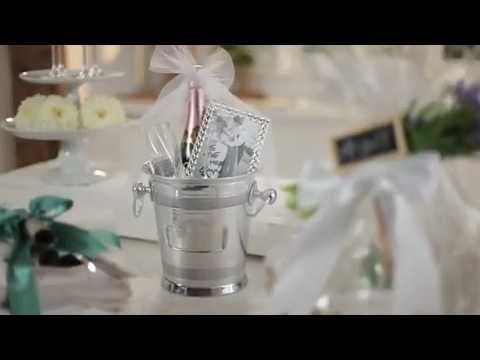 Wedding Gift Ideas Youtube : ... Gift Basket for a Unique Wedding Gift Pottery BarnYouTube