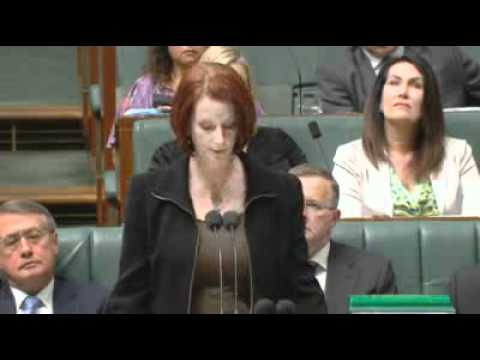 Gillard sheds tears for flood victims
