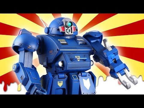 MECH Toys: Robot Warfare - Toy Pizza (Ep. 17)