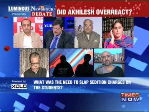 The Newshour  Debate: Gone too far? - Part 3 (6th March 2014)