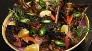 BBQ Goat Recipe Goden, Kibe, Mitmita Azmud dry Rub (Ethiopian Food)