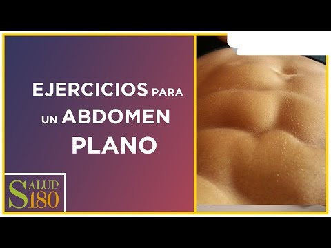 Ejercicios para abdominales oblicuos / Oblique Abdominal Exercises | Salud180
