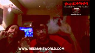 Redman Previews New Music From Muddy Waters 2