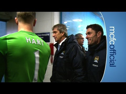 TUNNEL CAM City 5-0 Fulham