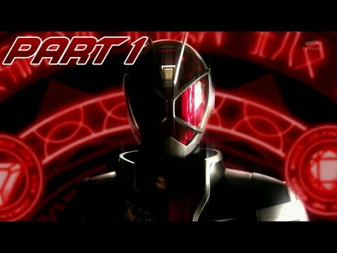 [Wii] Kamen Rider: Chou Climax Heroes - Super Heroes Mode Playthrough - Part 1