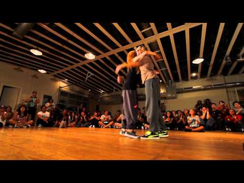 """IaMmE"" Crew on Planet Funk (Olivia ""ChaChi"" Gonzales WorkShop - Kat and Kevin)"