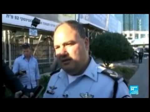 إسرائيل ـ الشرطة تعتقل شخصا طعن عدة مواطنين في تل أبيب