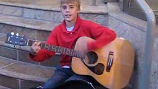 The Star Of Stratford, Canada- Justin Bieber (before He