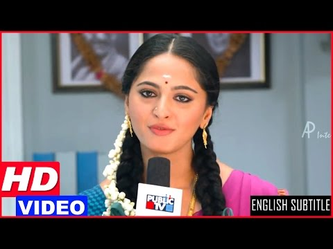 Lingaa Tamil Movie - Anushka Shetty Scenes Compilation | Rajinikanth | Anushka Shetty