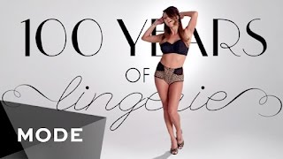 100 Years of Fashion: Lingerie ★ Glam.com