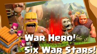 "Clash Of Clans ""Best Town Hall 6 Attack Strategy"" Let's"