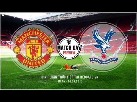 Manchester United 2-0 Crystal Palace All goals and highlights 14.09.2013 HQ