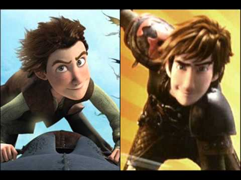 HTTYD HICCUP (Most of How to Train Your Dragon 2)