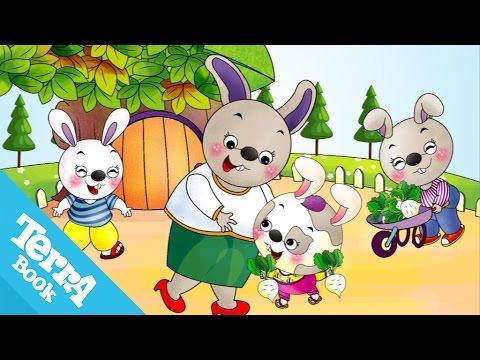 Cây rau của thỏ út - [Bé không lười biếng ham chơi] - Terrabook
