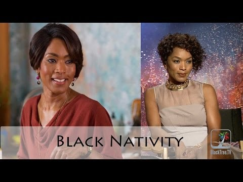 Angela Bassett on BLACK NATIVITY and not getting Oscar for WHAT'S LOVE GOT TO DO WITH IT and
