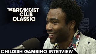 Breakfast Club Classic: Childish Gambino A.K.A. Donald Glover On White Privilege & Twitter Activism