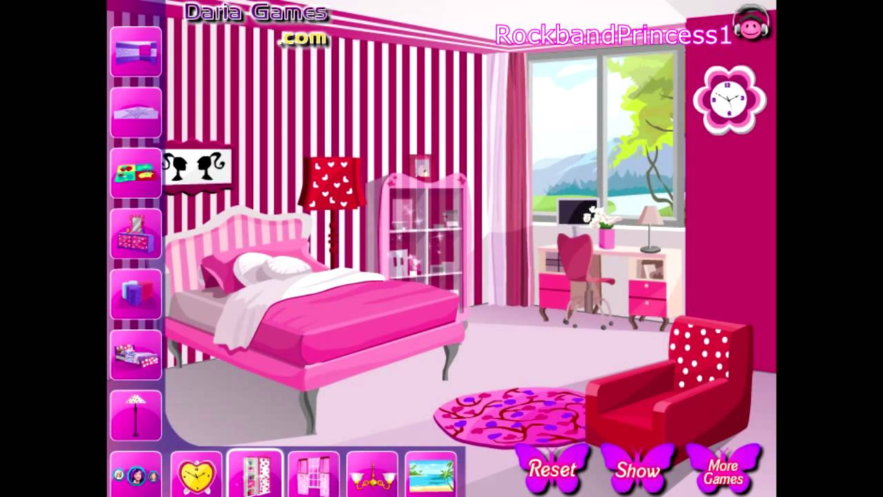 Barbie Online Games Barbie Games Barbie House Decor Game
