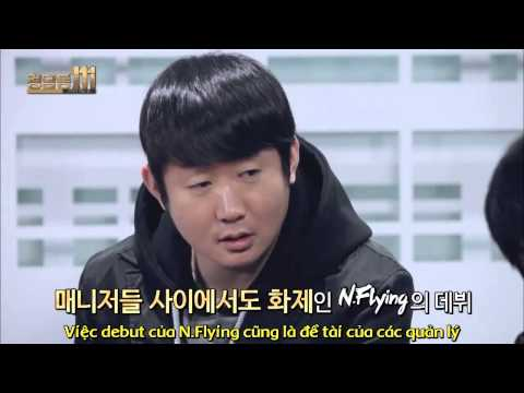 [Vietsub] CheongDamDong 111 Season 2 ep.5 (CNBLUE CUTS) Part1/2