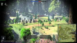 Танковая тактика / Игровое видео / Видео онлайн-игр