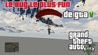 [EPIC] Le BUG Le Plus FUN De GTA V !