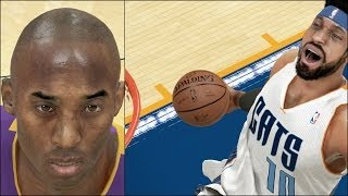 NBA 2k14 MyCAREER PS4 Gameplay Kobe Bryant Vs Neal