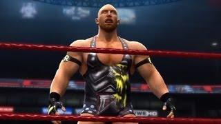 WWE '13 DLC: Ryback (Entrance, Match & Celebration!)