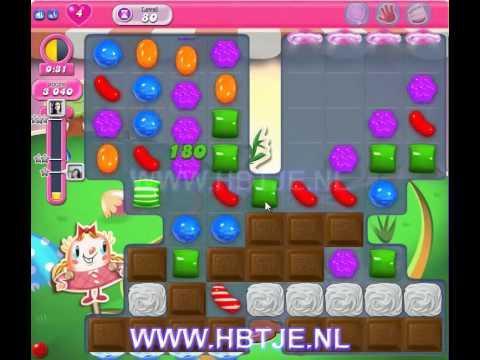 Candy Crush Saga level 80