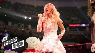 Wildest wedding moments: WWE Top 10, May 19, 2018