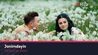 Превью из музыкального клипа Фарход ва Ширин - Жонимдайин