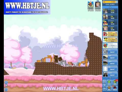 Angry Birds Friends Tournament Level 3 Week 91 (tournament 3) no power-ups