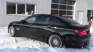 BMW Alpina B7 biturbo Sealing Paint-Restoration by ASW Kai Winter.de HIGHEND-CARCARE videos