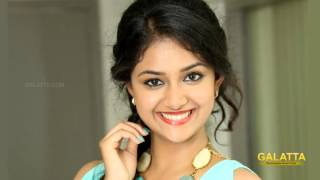 Keerthy in, Kajal out