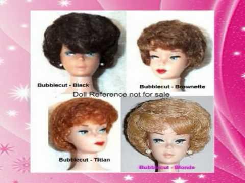 Historia de la Barbie.